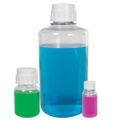 Thermo Scientific™ Nalgene™ Polycarbonate Validation Bottles with Caps