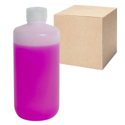 16 oz./500mL Nalgene™ Level 5 Fluorinated Bottles with 28mm Caps - Case of 48