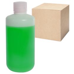32 oz./1000mL Nalgene™ Level 5 Fluorinated Bottles with 38/430 Caps - Case of 24