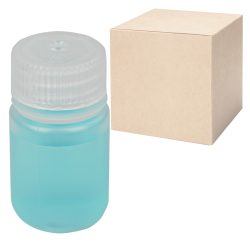 1 oz./30mL Nalgene™ Lab Quality Wide Mouth Polypropylene Bottles with 28mm Caps - Case of 72