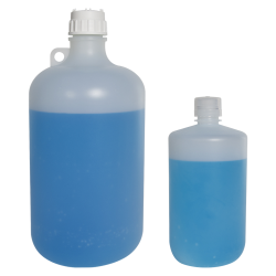 Diamond® RealSeal™ PP Large Format Narrow Mouth Bottles with Caps