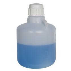 10 Liter Diamond® RealSeal™ Round LDPE Carboy