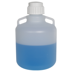 Diamond® RealSeal™ Round Polypropylene Carboys