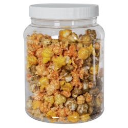 68 oz. Clear PET Jar with 110/400 Cap
