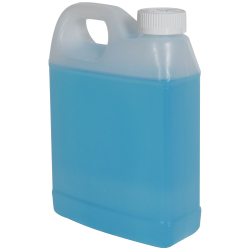 32 oz. Natural Fluorinated F-Style Jug with 33/400 CRC Cap