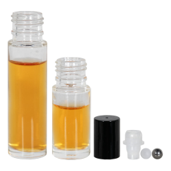 Glass Roll-On Bottles & Accessories