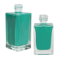 Square Glass Bottles