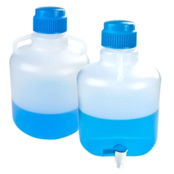 Autoclavable Polypropylene Carboys