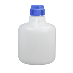 2-1/2 Gallon/10 Liter Autoclavable Polypropylene Carboy without Spigot