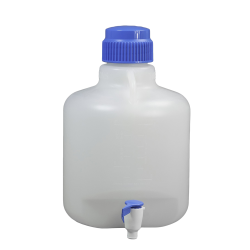 5 Gallon Autoclavable Polypropylene Carboy with Spigot