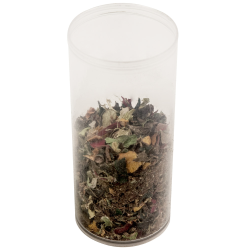 6 oz. Clarified Polypropylene Canister (Closure Sold Separately)