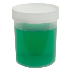 32 oz./1 Liter Nalgene™ Polypropylene Jar with 120mm Cap