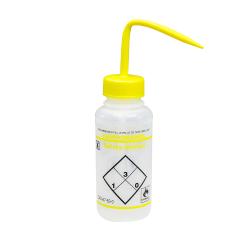 250mL Isopropanol Safety Vented® Labeled Wash Bottles