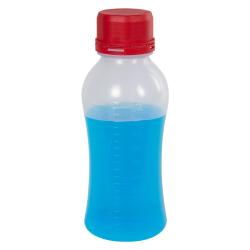 500mL Polypropylene VITgrip™ Lab Bottle with Tamper Evident Cap