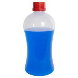 2000mL Polypropylene VITgrip™ Lab Bottle with Tamper Evident Cap