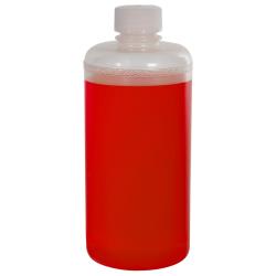 16 oz. Precisionware™ Polypropylene Narrow Mouth Bottle with 28mm Cap