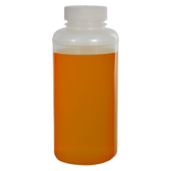 32 oz. Precisionware™ Polypropylene Wide Mouth Bottle with 63mm Cap