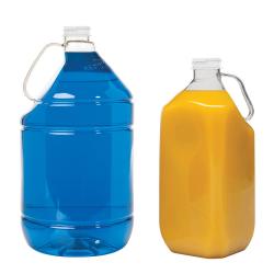 Gallon & 1/2 Gallon PET Jugs