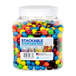 Stackable Stor-Keeper Containers