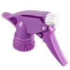 """28/400 Purple Spray Head with 7-1/4"""" Dip Tube (Bottle Sold Separately)"""