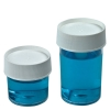4 oz./125mL Nalgene™ Straight-Side Wide-Mouth Polycarbonate Jar with 70mm Cap