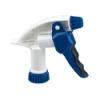 "28/400 Blue & White Big Blaster Cushion Grip Sprayer with 7-1/4"" Dip Tube"