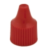 15mm Red Twist-On Cap