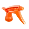 "28/400 Orange Spray Head with 7-1/4"" Dip Tube (Bottle Sold Separately)"
