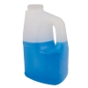 EZ Pour 1 Gallon Jugs with Handle & 63mm Neck - Case of 4 (Cap Sold Separately)