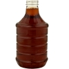 36 oz. Round PET Sauce Bottle with 38/400 Neck (Cap Sold Separately)