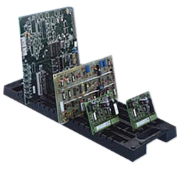 "7"" x 20"" Plastic Circuit Board Rack"
