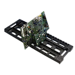 "8-3/8"" x 23"" Plastic Circuit Board Rack"