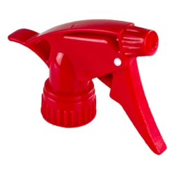 "28/400 Red Spray Head with 9-1/4"" Dip Tube (Bottle Sold Separately)"