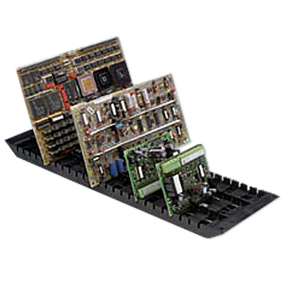 "6"" x 18"" Plastic Circuit Board Rack"