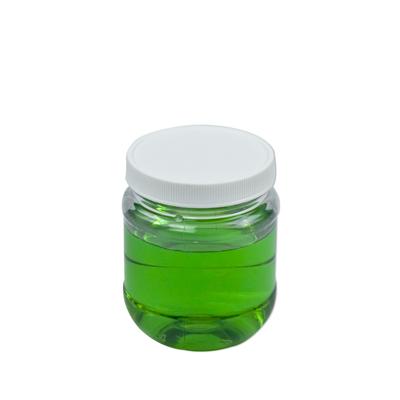 12 oz. PET Clear Jar with 70/400 Cap