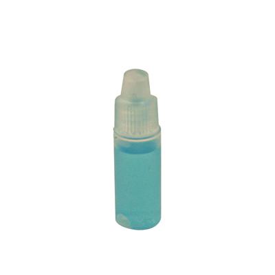 3cc Natural Cylinder Bottle with 8mm Dropper Cap