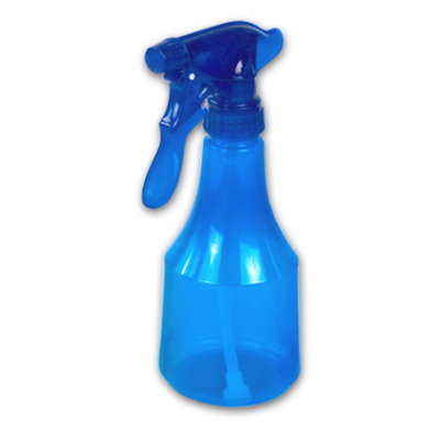 12 oz. Blue Cristal Contempo Spray Bottle