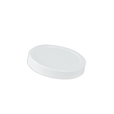 White Cap for 16 oz. Tapered Tub