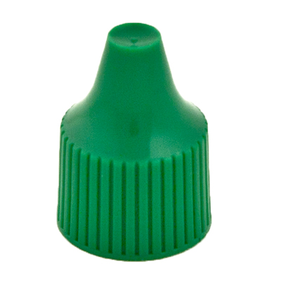 15mm Green Twist-On Cap