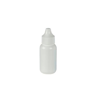30cc White Boston Round Bottle with 20mm Dropper Cap
