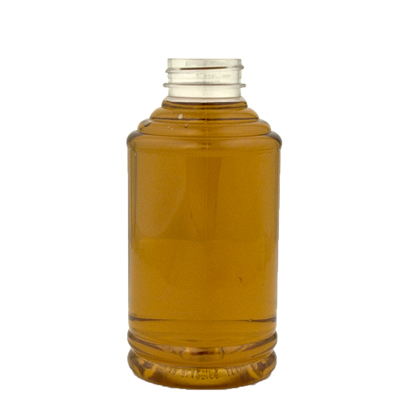 24 oz. (Honey Weight) PET Skep Bottles with a 38/400 Neck (Cap Sold Separately)