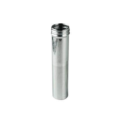 """1"""" x 5"""" (2.6 oz.) Aluminum Screw Top Can (Cap Sold Separately)"""