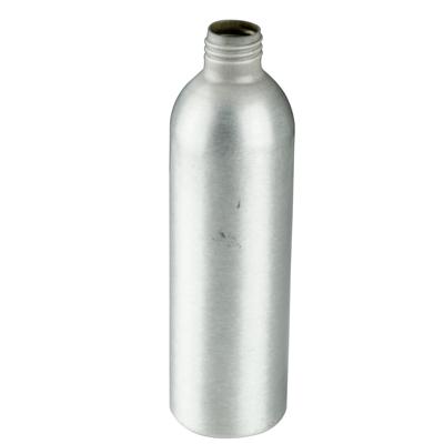 10 oz. Brushed Aluminum Bottle with 24/410 Neck (Cap, Sprayer & Pump Sold Separately)