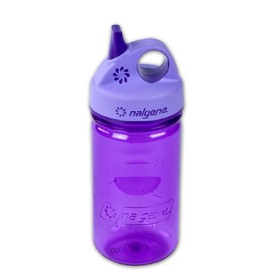 Purple 12 oz. Nalgene® Tritan™ Grip-n-Gulp™
