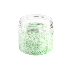 16 oz. Clear PET Straight Sided Jar with 89/400 Neck (Cap Sold Separately)