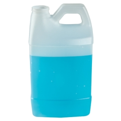 2 Liter Natural F-Style Handleware Jug with 38/400 Neck (Cap Sold Separately)