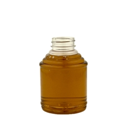 16 oz. (Honey Weight) PET Skep Bottles with 38/400 Neck (Cap Sold Separately)