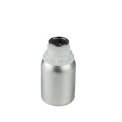 125mL Industrial Aluminum Bottle (Cap Sold Separately)