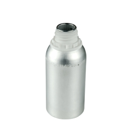 275mL Industrial Aluminum Bottle (Cap Sold Separately)