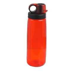 Red 24 oz Nalgene® Tritan™ OTG Bottle